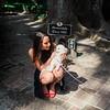 woman-hug-dog-magnolia-plantation-charleston-sc-engagement-kate-timbers-photography-3593