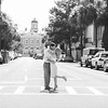 couple-kiss-broad-street-downtown-charleston-sc-engagement-kate-timbers-photography-3517