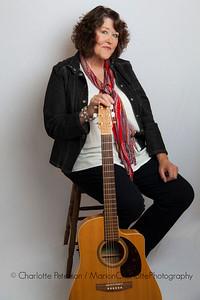 Musician Melissa Rugge