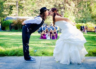 Roth Estates Wedding, Nevada City, CA