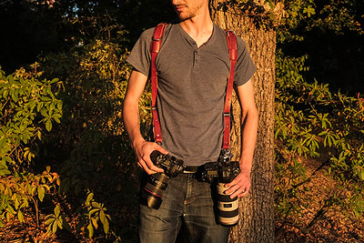 Hold Fast Gear Money Maker Leather Camera Strap