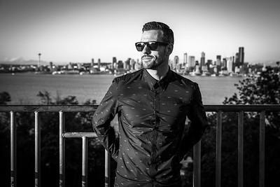 Adam Krum Portraits in Seattle, WA