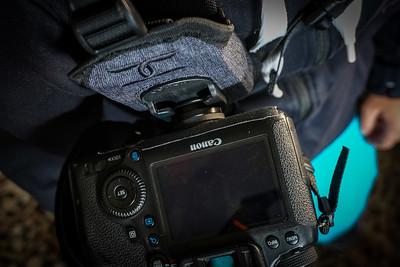 Cotton Carrier G3 Strapshot Camera Holster