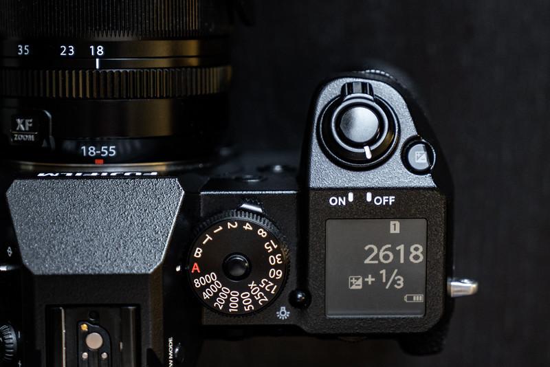 Fujifilm X-H1 vs X-T3