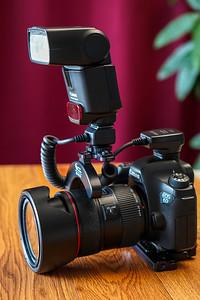 Custom Brackets RF-Pro M Flash Bracket