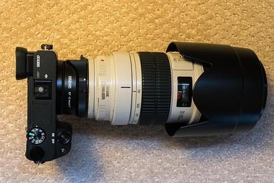 Metabones V Sony Canon Lens Adapter