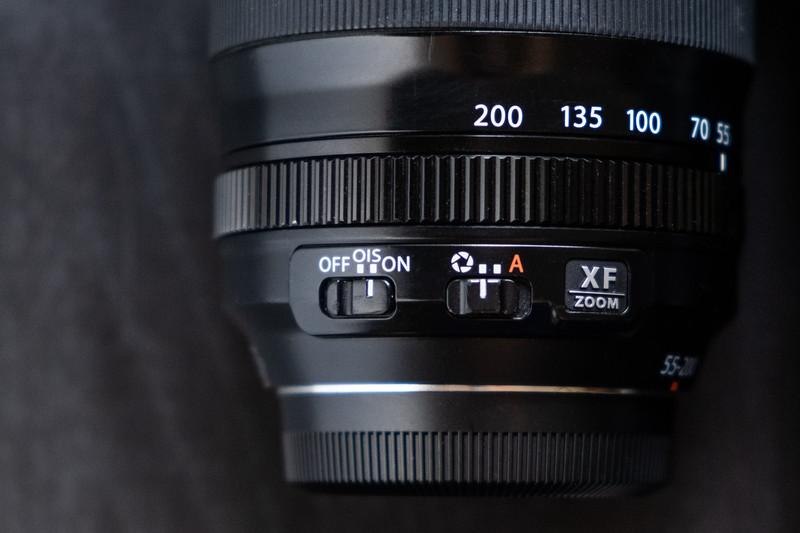 Fujifilm Telephoto Lenses: 50-140mm vs 55-200mm