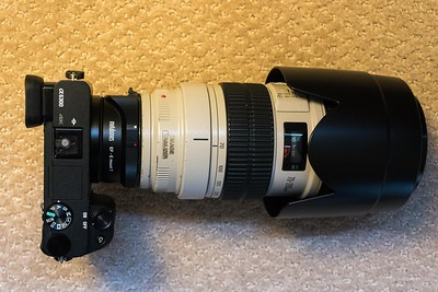 Metabones V Sony Canon Lens Adapter