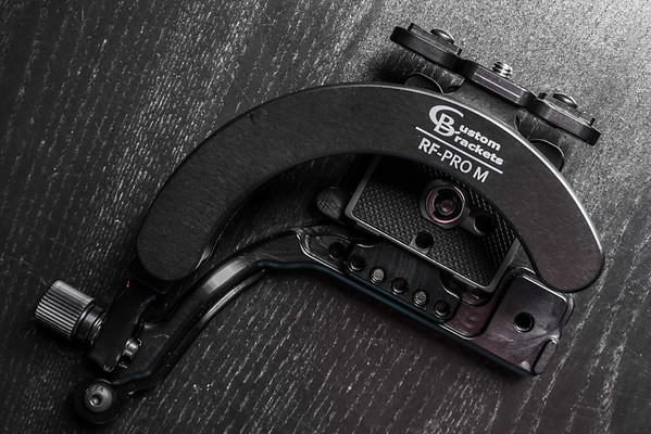 Custom Brackets RF-Pro M Flash Bracket