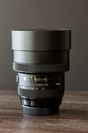 Sigma 12-24mm f/4 Art Lens
