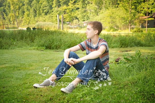 Justin C. - Senior