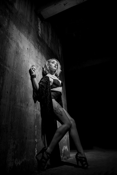 Boise After Dark ....Sam Brown. Modeling portfolio, Boise Photographer.
