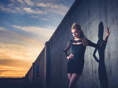 Boise model portfolio, Lexy.