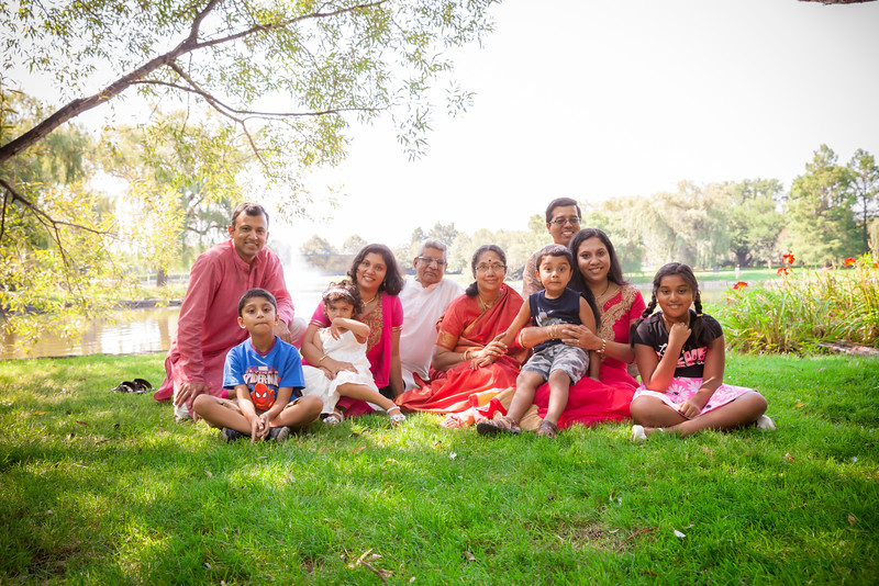 L Family Summer 2015-16
