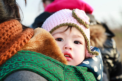 Warm in a sling