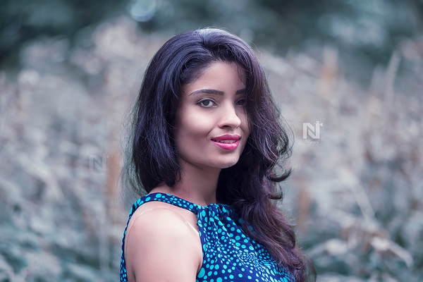 Model headshot photography in Bangalore