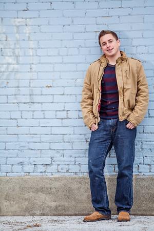 Tyler Shearer Photography Dakota Senior Pictures