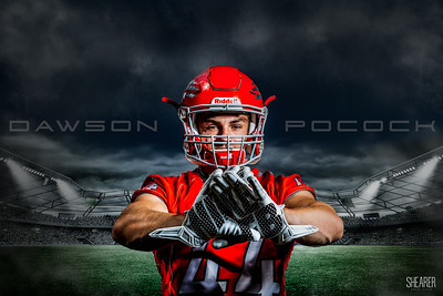 Dawson Pocock Football pic