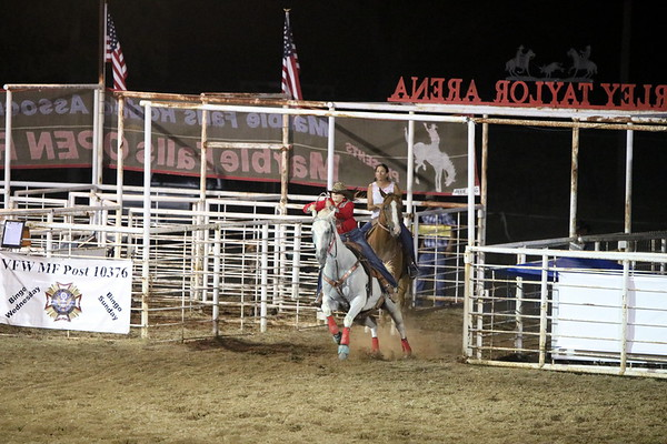 Arrington MF Rodeo 2018