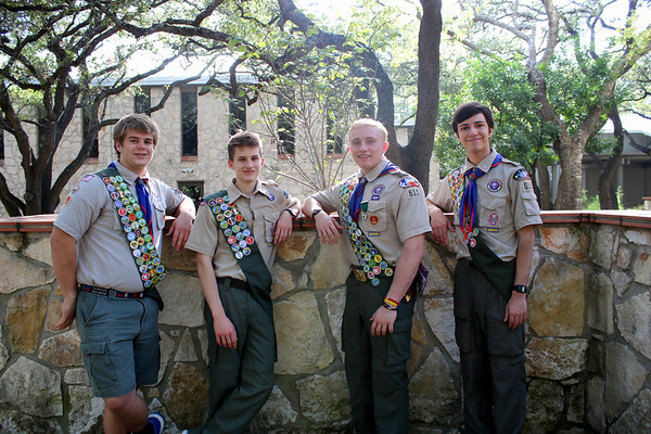 Eagle Scout Group