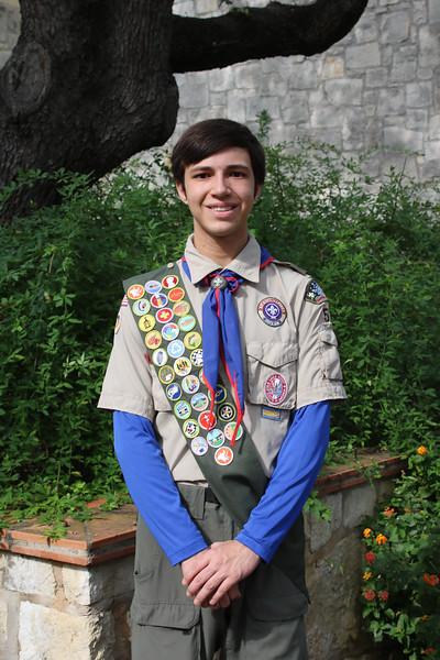 Eagle Scout Wyatt