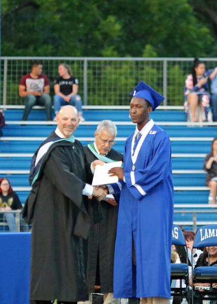 Lampasas Graduation Drayton