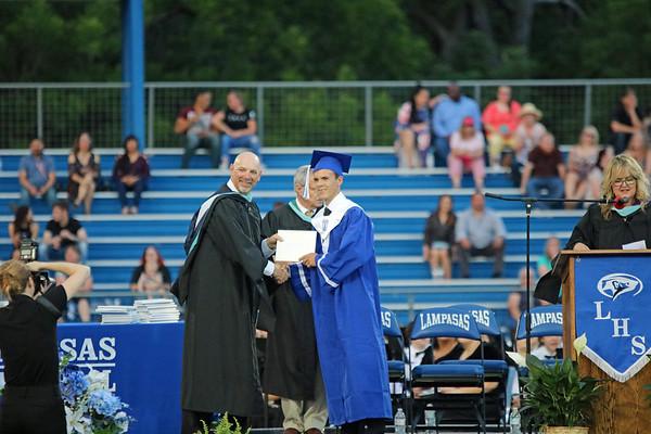 Lampasas Graduation Nate