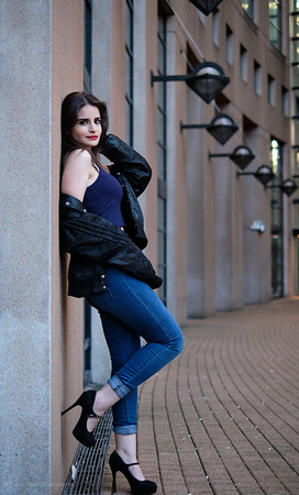 Photoshoot with Jasmin on March 17