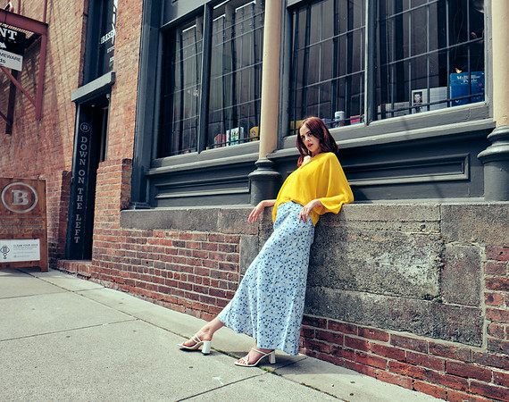Fashion Shoot with Rae on May 13, 2019