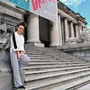 Photoshoot with Kris at Art Gallery