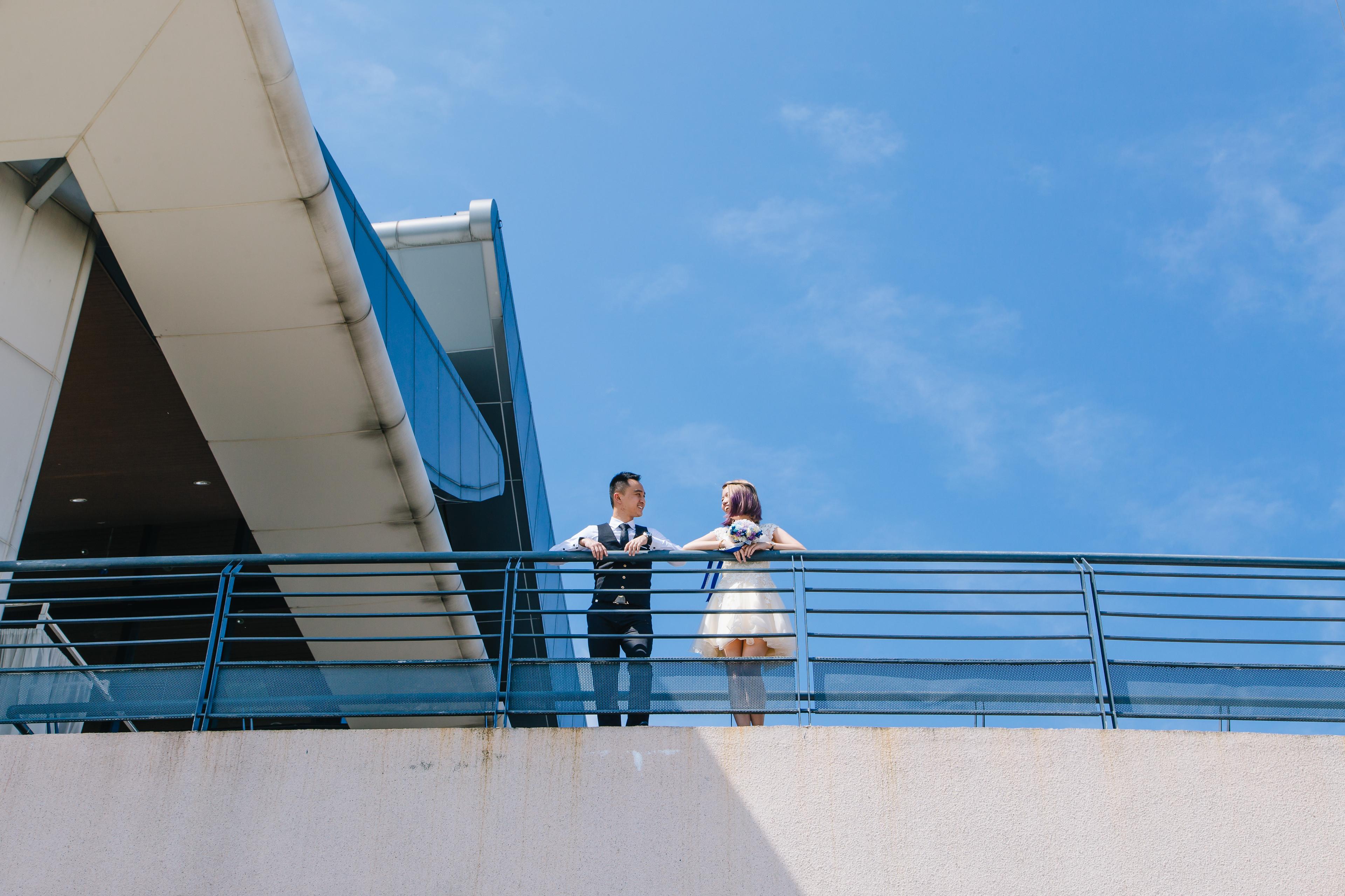 Lifestyle Pre Wedding Shoot in Cafe, Petaling Jaya