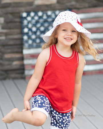 Childs 4th of july