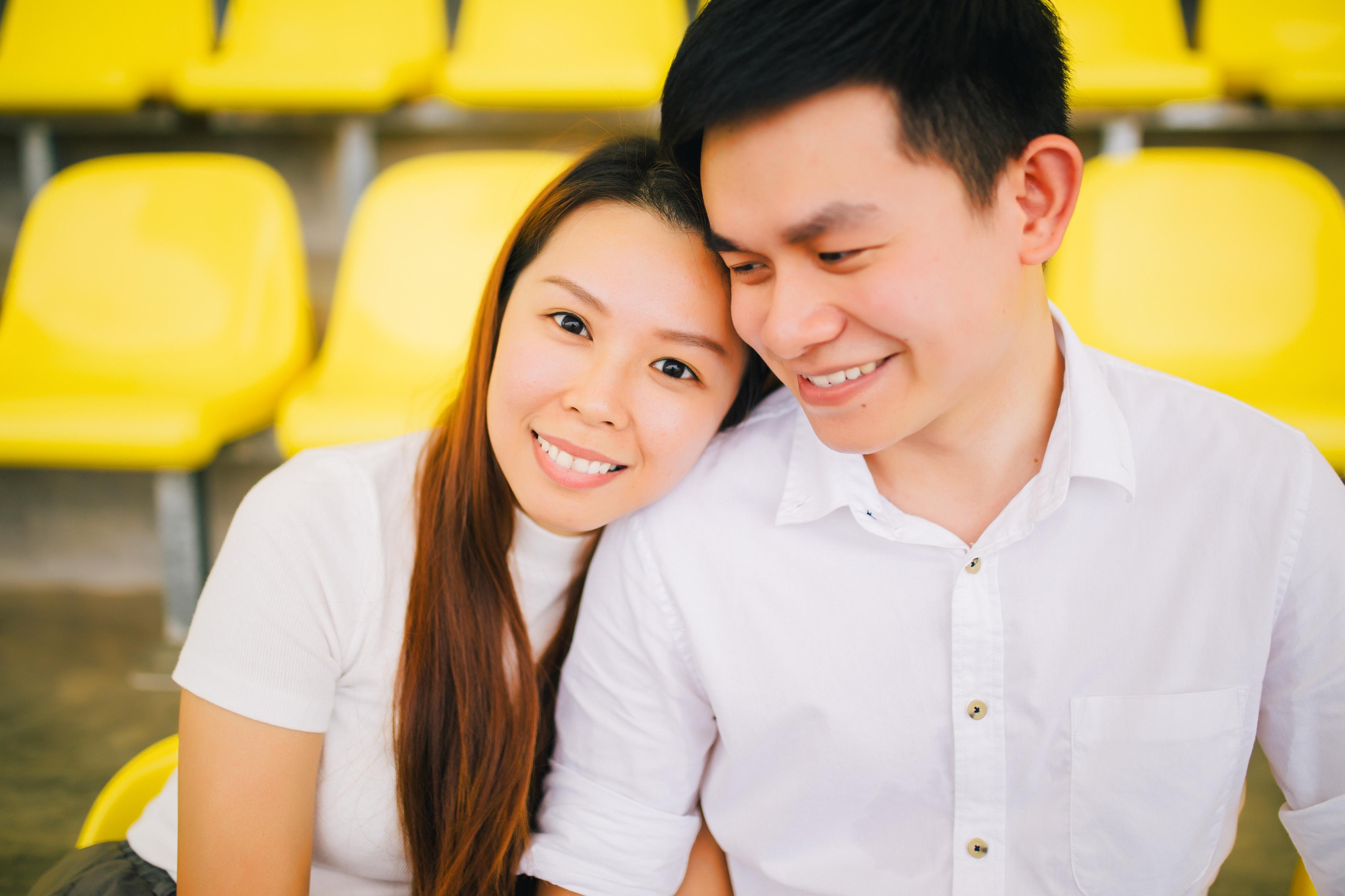 Lifestyle Couple Shoot in Putrajaya, Kuala Lumpur