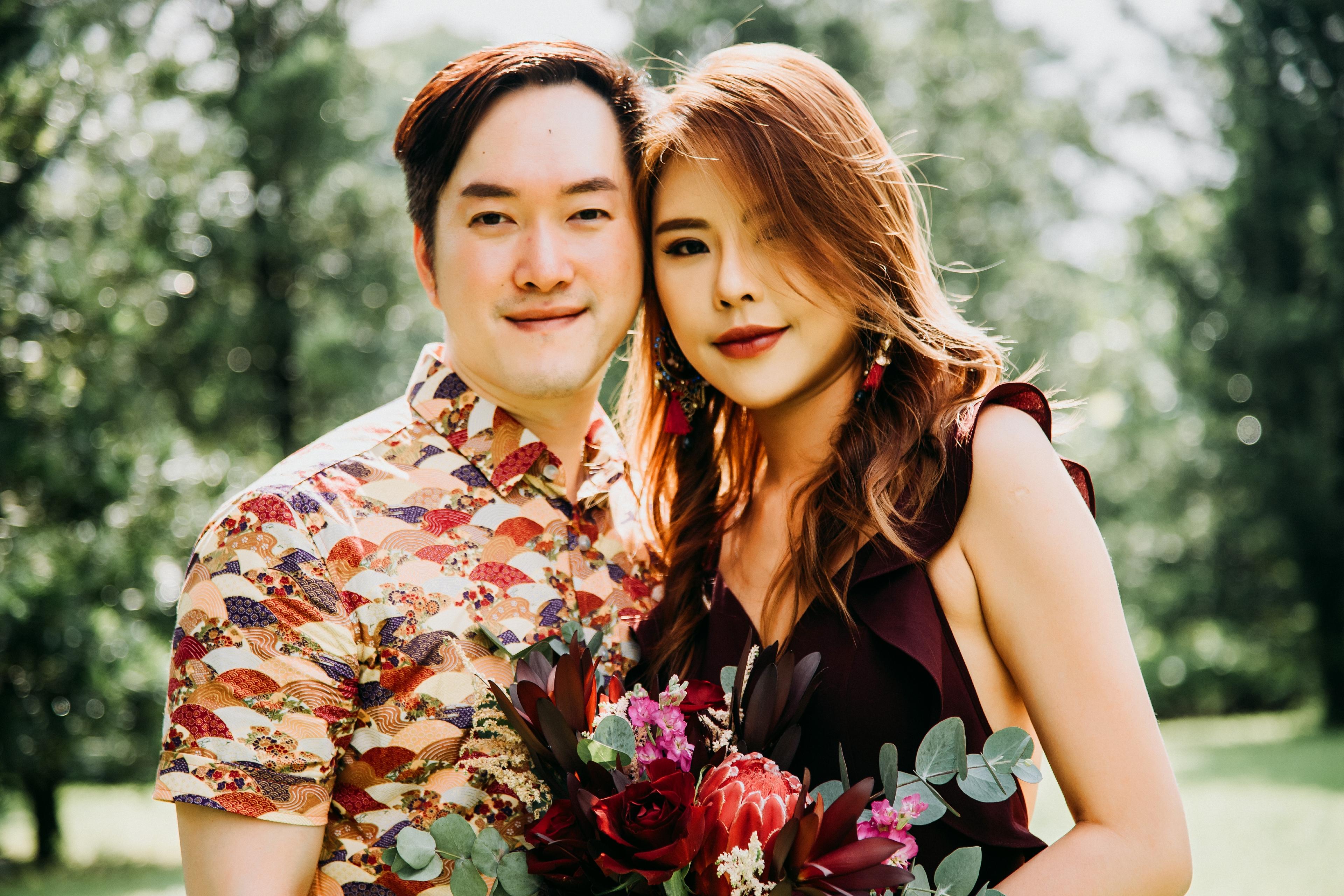 Lifestyle Couple Shoot in Putraja Kuala Lumpur