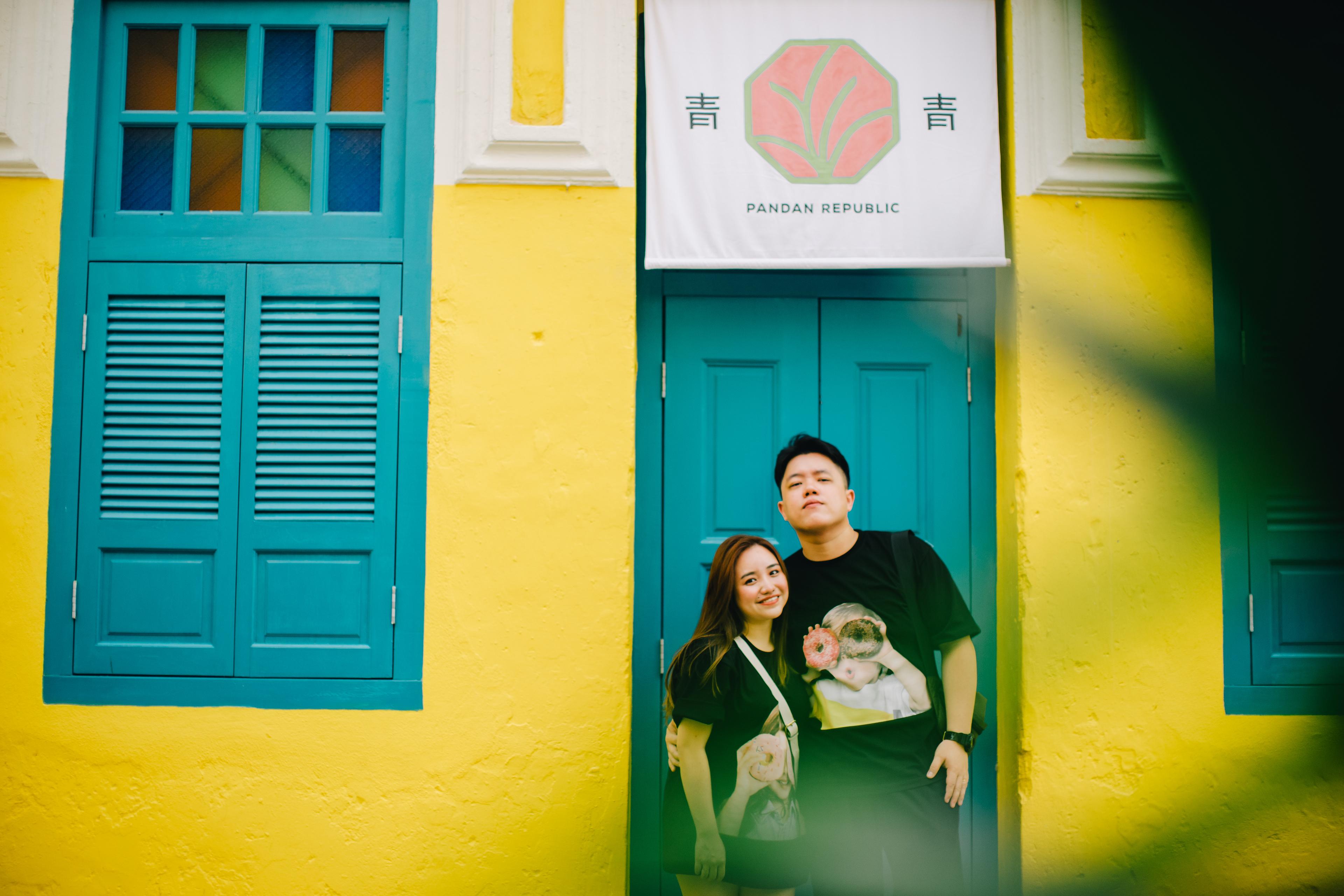 Lifestyle Couple Shoot in petaling street 鬼仔巷, 茨厂街, 何九海南茶店 Ho Kow Hainam Kopitiam Kuala Lumpur