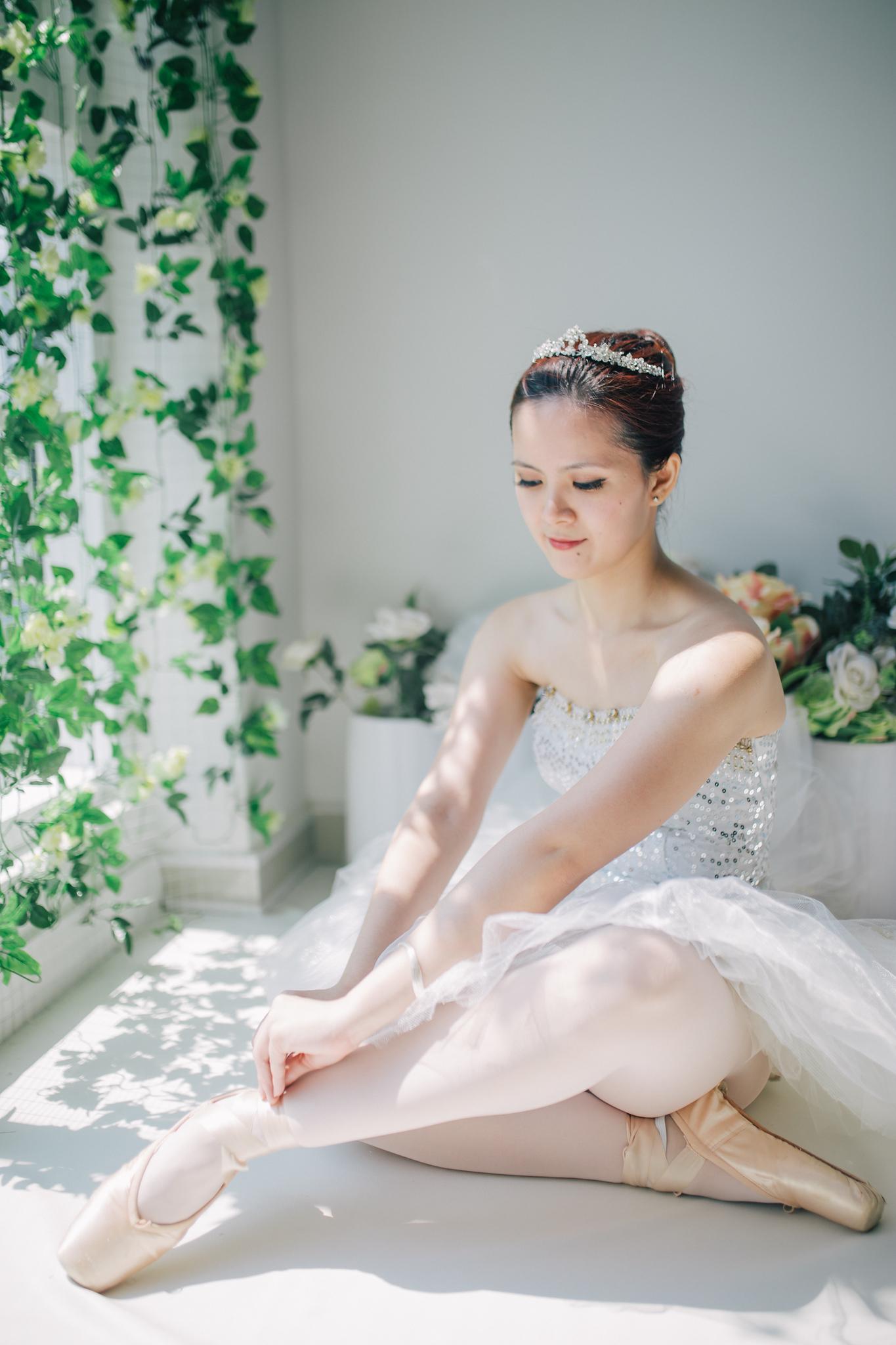 Ballet Dance Photo Shoot