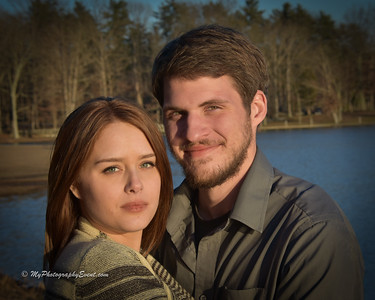 Mark and Kelsey's Photo session