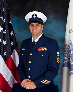 Chief Phillip Kozisek USCG