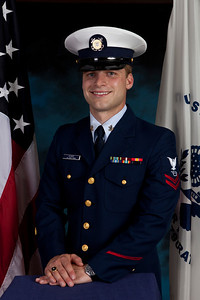 Thomas Kuhns, US Coast Guard 2nd Class Operations Specialist