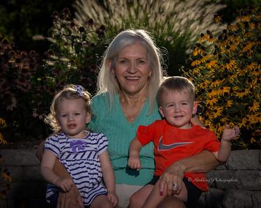Natalie and Jordan's family portrait photography
