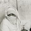 Palestinian woman who lives in Rafah, Gaza