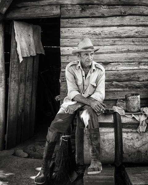 Smoking Man, Cuba