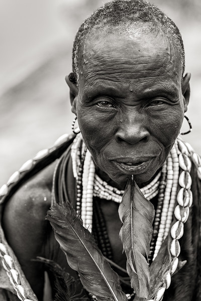 Feathered Man, Ethiopia