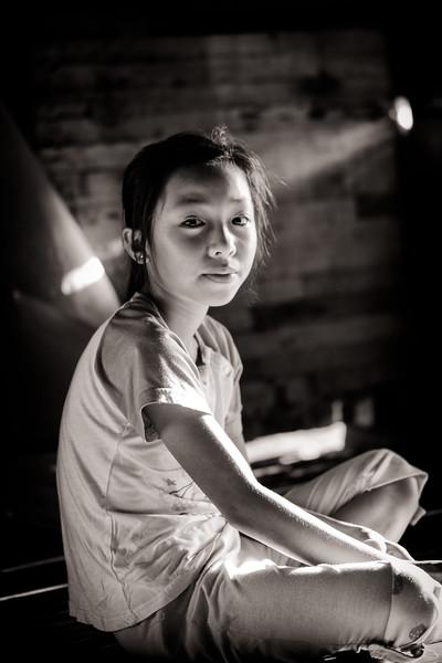 Rungus Girl, Borneo