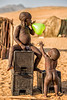 Himba Children, Namibia