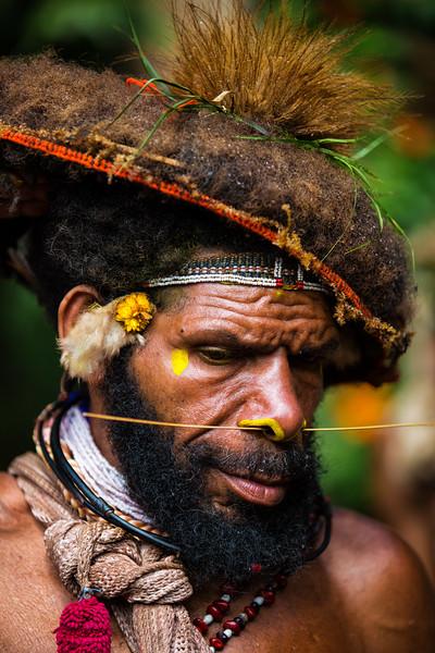 Huli Wigman, Papua New Guinea