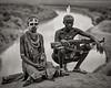 Karo Couple, Ethiopia