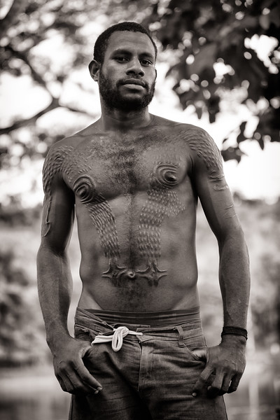 Timmy, Papua New Guinea