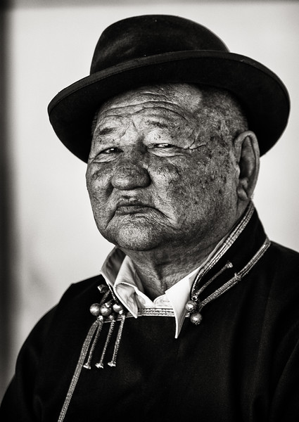 Village Elder, Mongolia