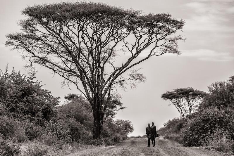 Walking Boys, Ethiopia